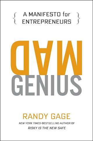 Mad Genius Book and thinking differently