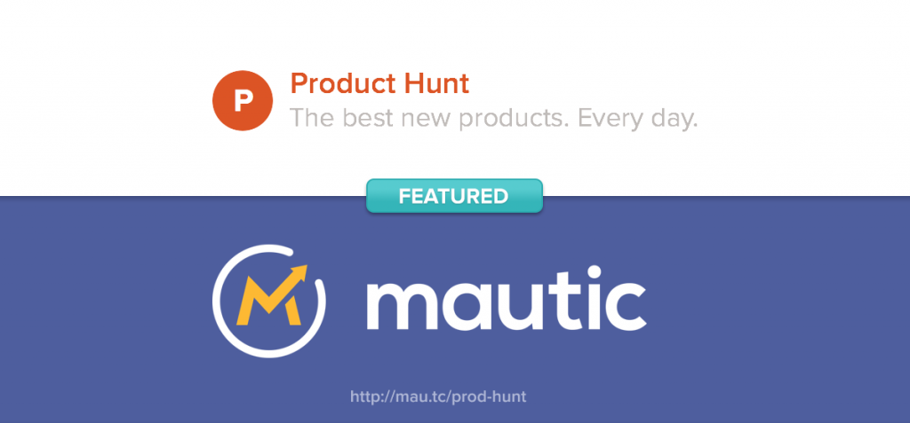 open source marketing automation on product hunt